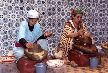 """Morocco's Berber Women Empowered by Rare """"Miracle Oil"""""""