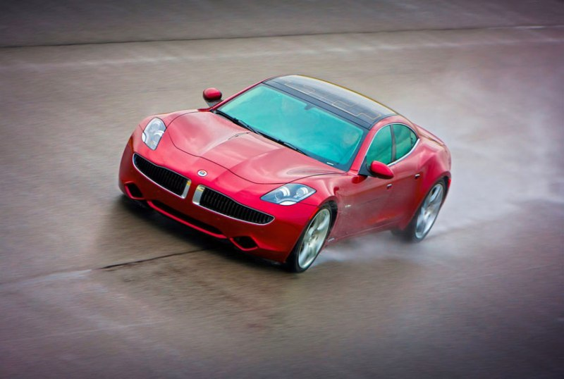Is There a Fire Hazard in Fisker Karma Electric Super Cars?
