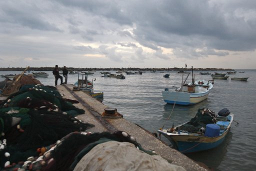 Israel Eases Distance Limit for Gaza Fishermen: But Need for Fish Farming is Evident