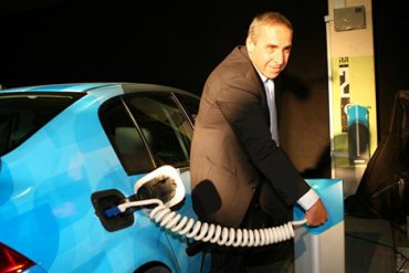Better Place Israeli CEO Quits EV Car Company