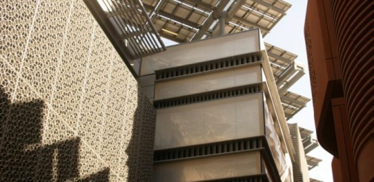 Masdar City | Green Prophet | Impact News for the Middle East