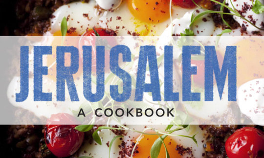 Jerusalem Cookbook and Green Prophet's Review