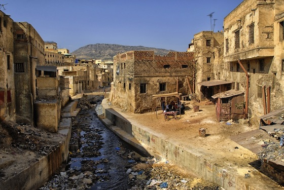middle east, trash, rubbish, salman zafar, waste management, north africa