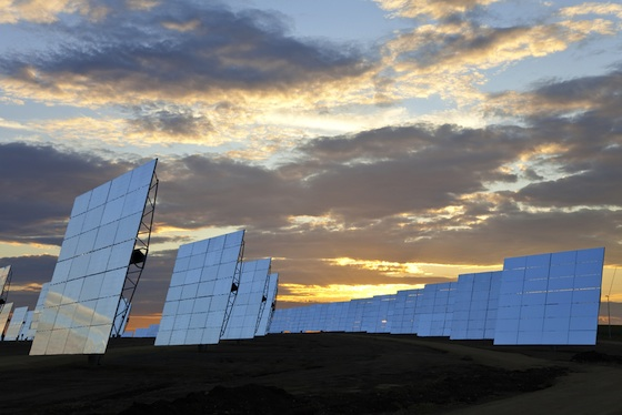 solar power, solar energy, clean tech, desertec, EU, Spain, Morocco