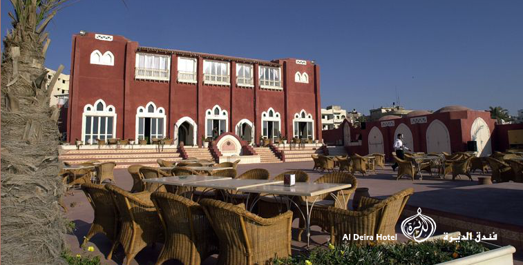 Gaza's Only Five Star Hotel Was Built With Adobe Bricks