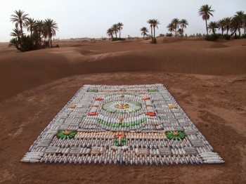 Bottle Carpet by WE MAKE CARPETS
