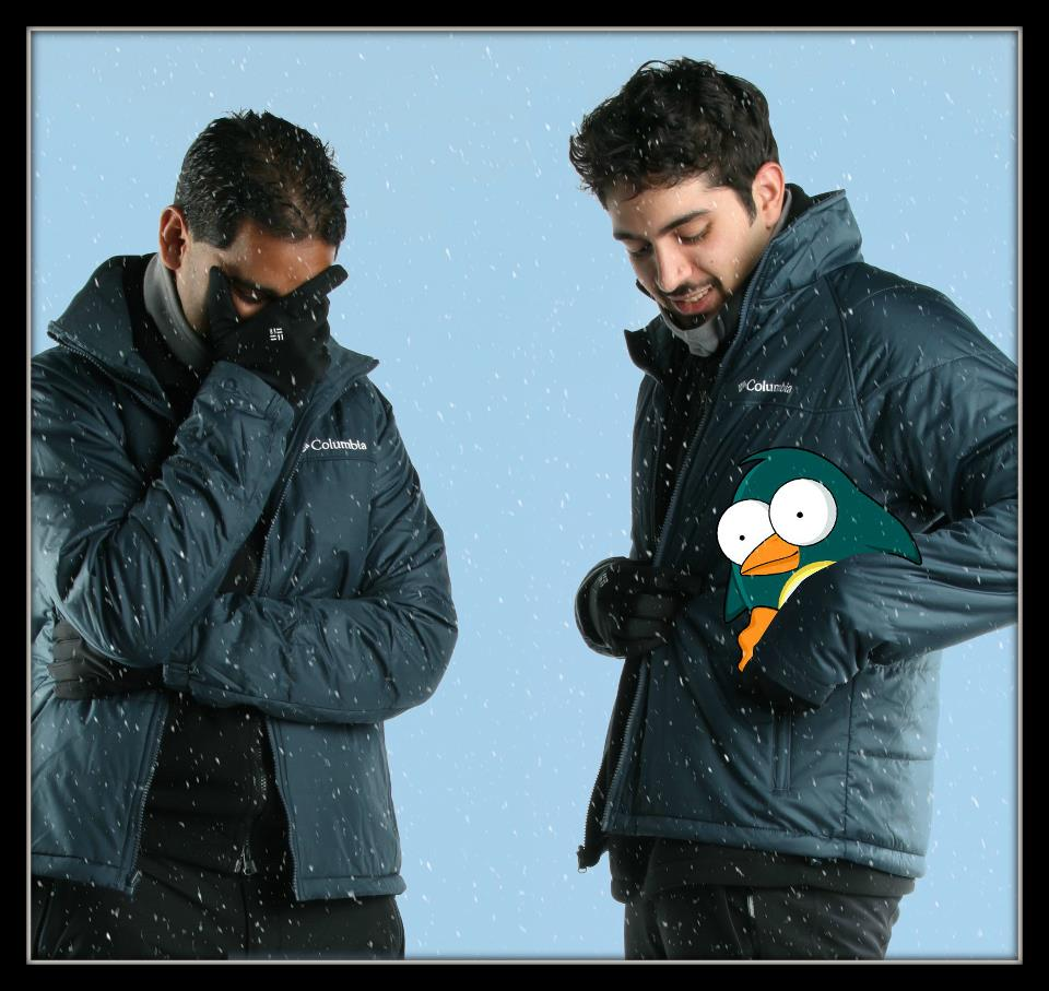 Two Omanis Literally Freeze Themselves to Prep for Antarctica
