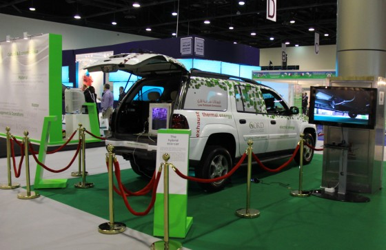 Hybrid cars in Qatar