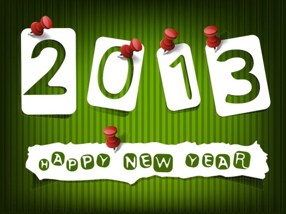 eco resolutions, new years, 2013, green prophet, DIY, gardening, environment, lifestyle
