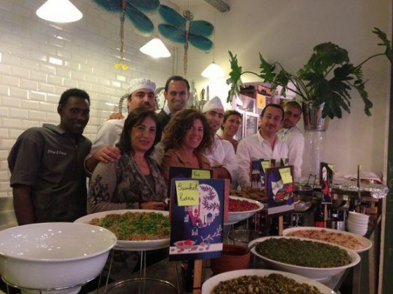 slow food, lebanon, beirut, green traveler guide, organic food, organic markets, eco-restaurants
