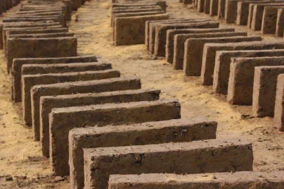 Make Your Own Mesopotamian Bricks
