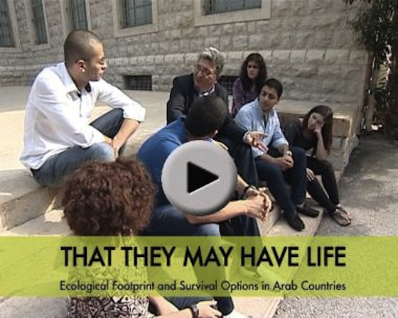 that they may have life afed aub green youths arab world documentary movie
