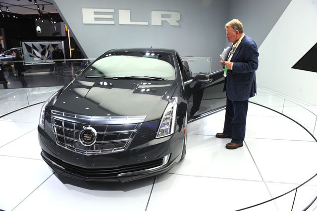 Cadillac's ELR and Eco Luxury Cars Fit for the Middle East