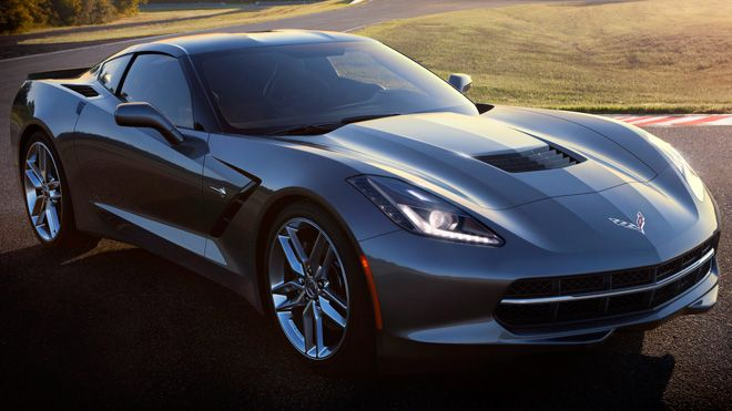Plasan Greens Chevrolet's 2014 Corvette Body