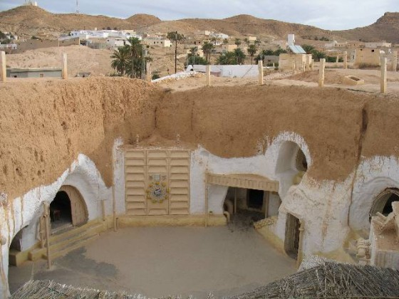 hotel sidi driss star wars film in tunisia