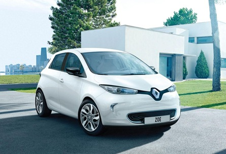 Renault S Electric Mini Car Is More Electric Bang For Your Buck