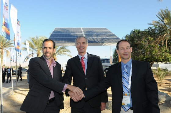 Suntech Launches New Research Centre In Arava – INTERVIEW