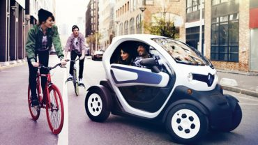 Twizy Mini Electric Pilot Planned for Israeli Town