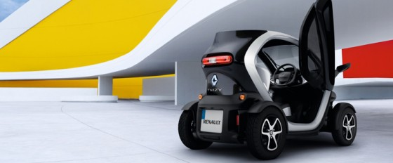 twizy renault electric car israel