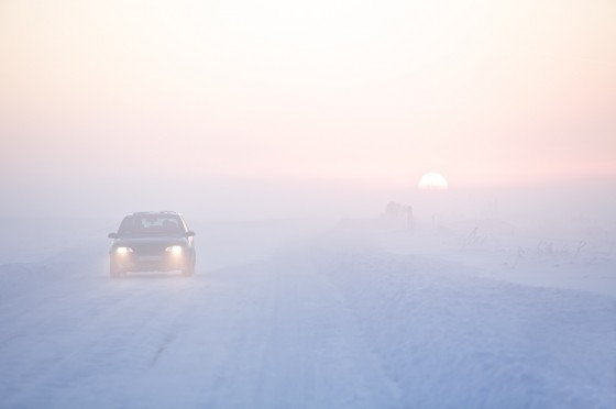 Driving in Desert Fog  – A Survival Guide