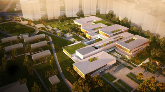 architecture, green design, sustainable education, green campus, agriculture, Israel, clean tech
