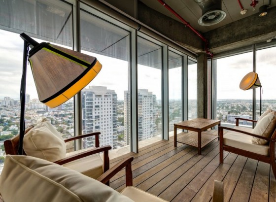 LEED, Platinum, Google, Tel Aviv, Camenzind Evolution, Setter Architects, Studio Yaron Tel, Electra Tower, Israel, green design, sustainable design