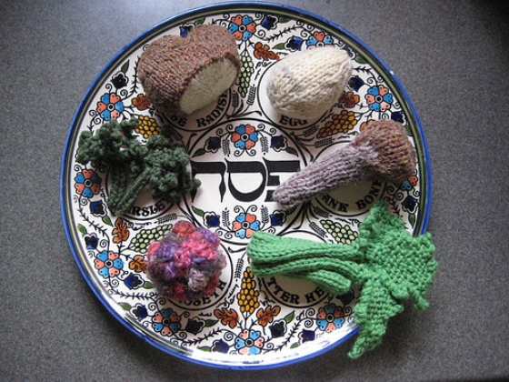 Knitting a Tree for Middle East Peace