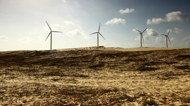 $50 million in funds for renewable energy in developing nations