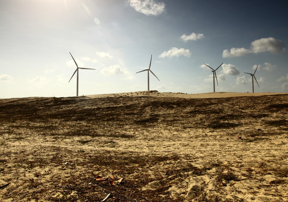 France's GDF Suez Jumps on Morocco's Wind Wagon