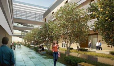 Foster + Partners Solar-Powered Brain Center is a First for Israel (PHOTOS)
