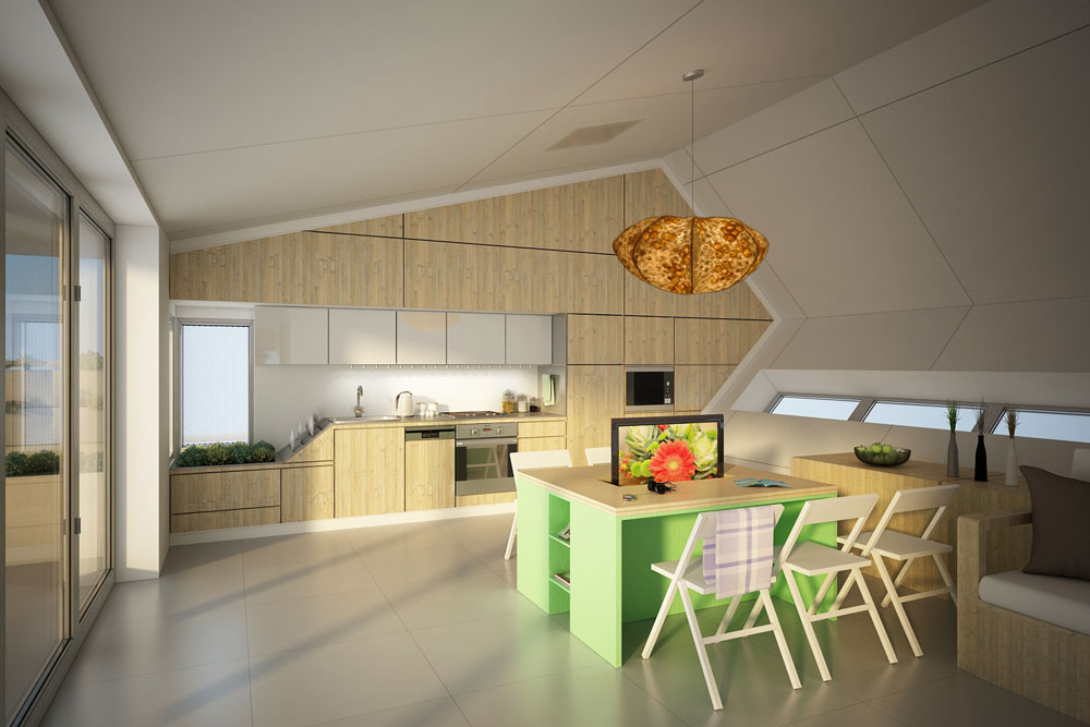 Israel S Self Sufficient Solar Decathlon Home Shapes Up Green Prophet