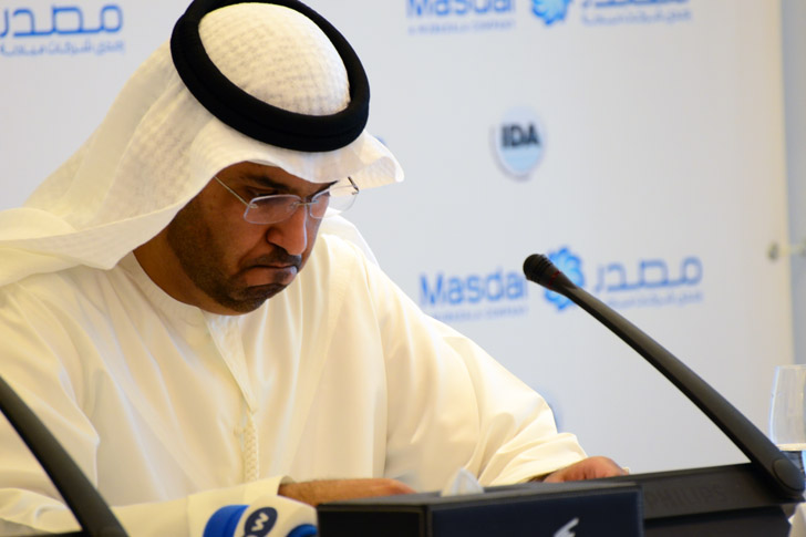 Masdar CEO Appointed Minister of State