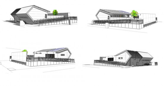 green design, china, solar decathlon 2013, israel, Shenkar, TAU, solar power, prefabricated design, green wall,