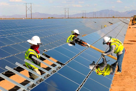 First Solar Takes on More Serious Desertec Role