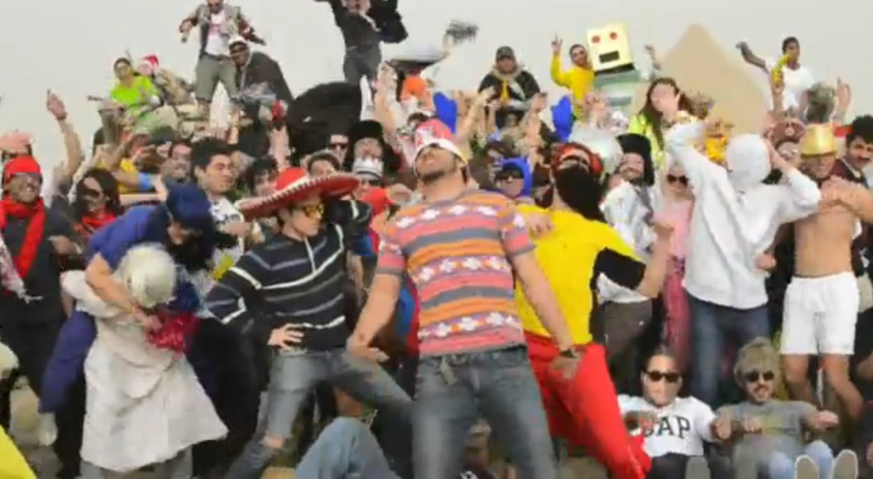 Israeli Soldiers Harlem Shake Their Way Into Prison ...