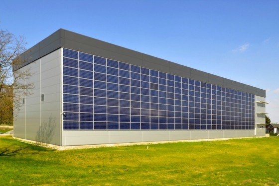 Building Integrated Photovoltaics Slash Energy Costs In