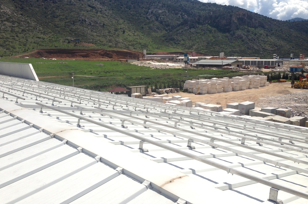 Turkey Joins the Solar Wagon With a Massive Rooftop Array