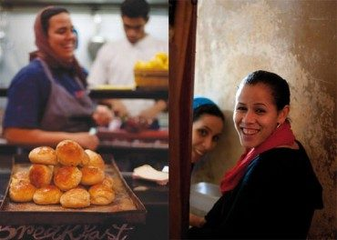 Clock Book – Recipes From a Modern Moroccan Kitchen, by Tara Stevens