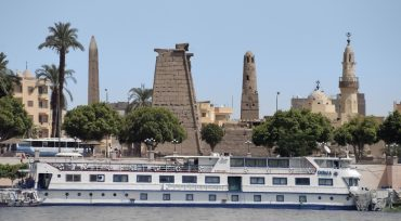 Isis Nile Cruise Ship Spills Diesel Into Egypt's River, Contaminating Lake