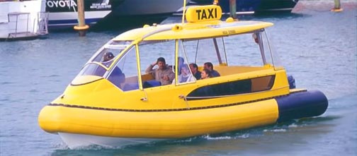 Nile Taxi, Nile River, traffic, water taxi, Cairo, Egypt