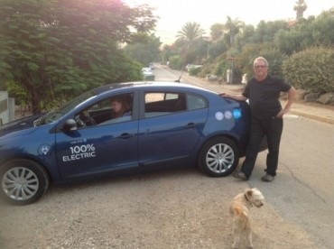 Interview With A Better Place EV Car Owner – Not Stranded Yet
