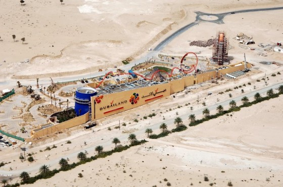 Dubailand first phase