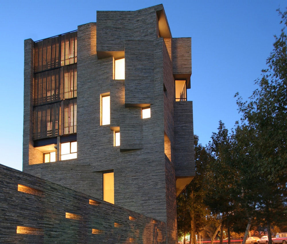 Apartement: Iranian Recycled Stone Apartment #1 Among 2013 Aga Khan