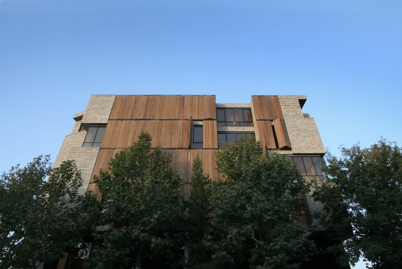 Iranian Recycled Stone Apartment #1 Among 2013 Aga Khan Architecture Award Nominees