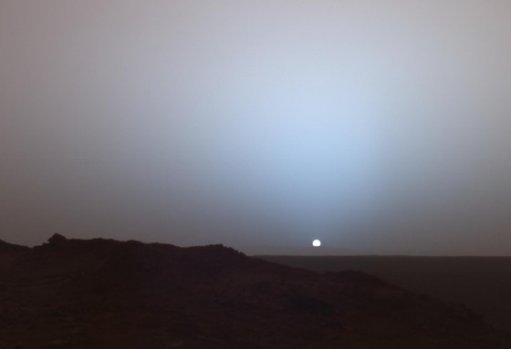 Martian_Sunset_NASA_JPL
