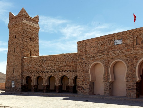 Morocco Granary, Aga Khan Award for Architecture, green design, earth construction, sustainable design, berber culture, Salima Naji, Atlas Mountain Architecture,