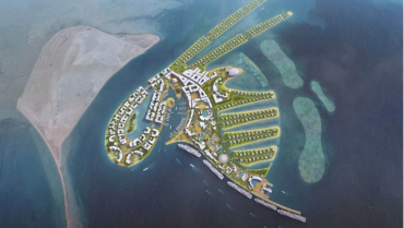Qatar's Oryx Island to Offer Five Floating Hotels for 2022 World Cup