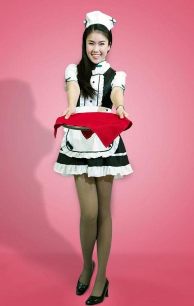 Spring Airlines Maid Uniform