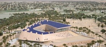 How ertex Integrates Solar cells into Middle East Buildings