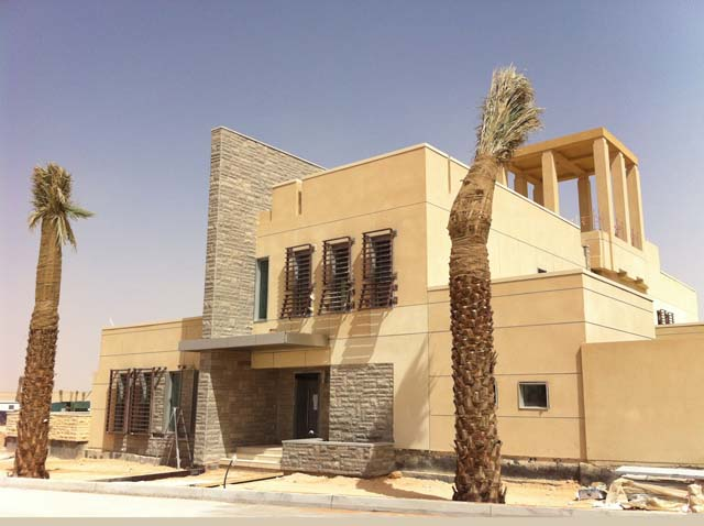 Big oil 39 s saudi aramco builds leed certified homes in for Leed certification for homes